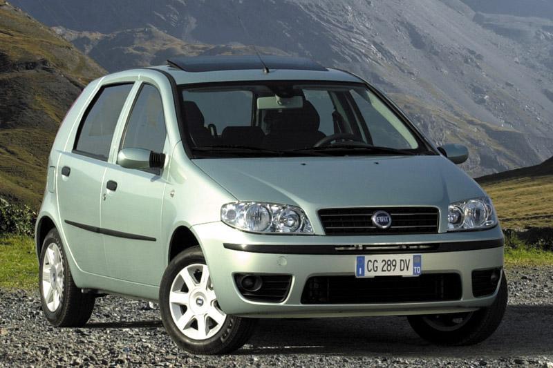 Poważnie Fiat Punto 1.2 Classic (2006) review - AutoWeek.nl UI51