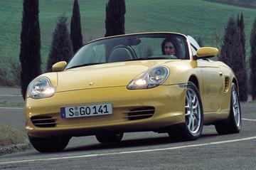 Nieuw, tweede- of derdehands? Porsche Boxster