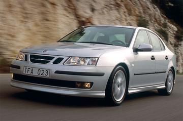 Saab 9-3 Sport Sedan 2.0t Linear (2004)
