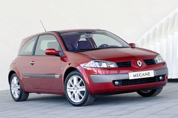 Renault Mégane 1.5 dCi 80 Privilège Luxe (2004)