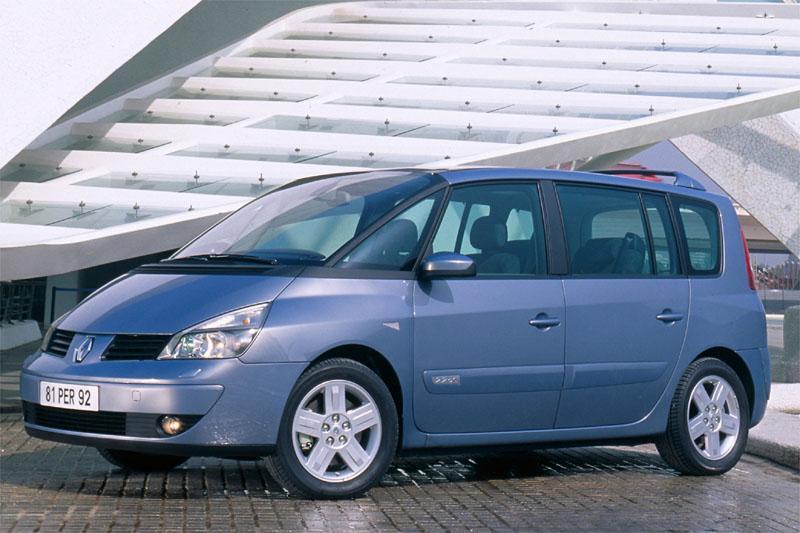 Renault Espace 3.0 dCi V6 24V Initiale (2004)