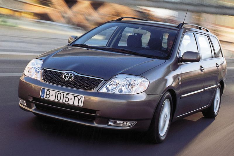 Toyota Corolla Wagon 1.4 16v VVT-i Linea Terra Comfort (2003)