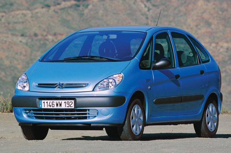 Citroën Xsara Picasso 1.8i 16V (2002)