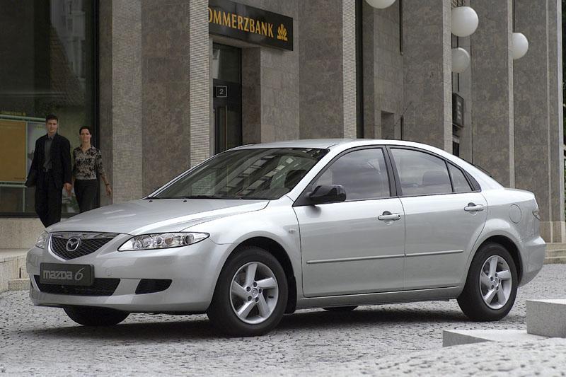 Mazda 6 Sport 2.0 Touring (2003)