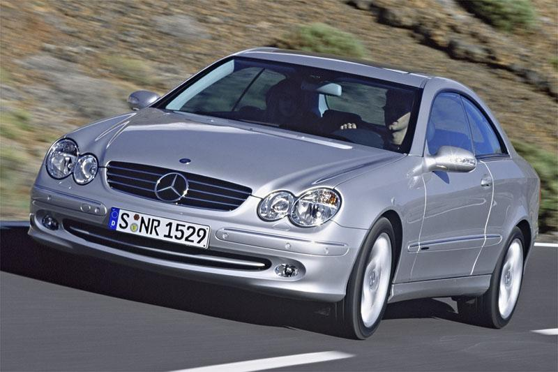 Mercedes-Benz CLK 320 Elegance (2002)