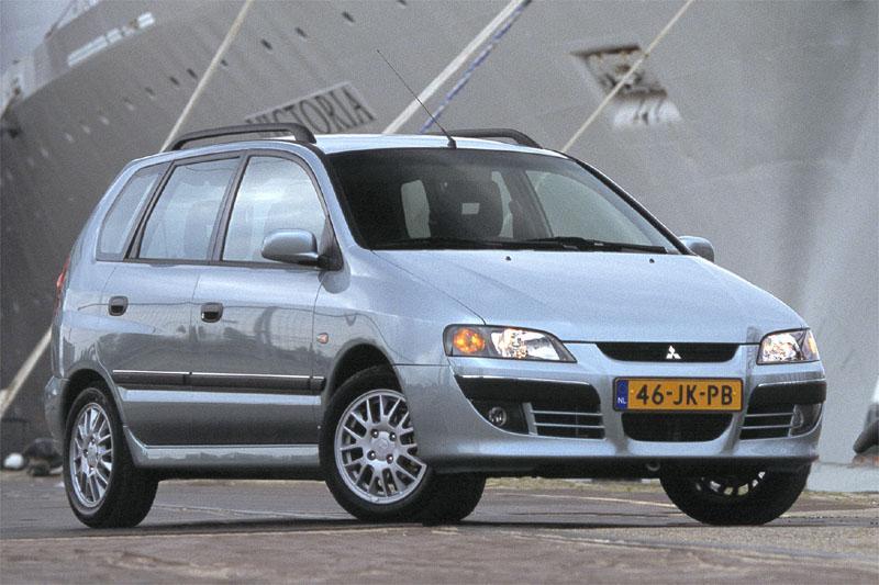 Mitsubishi Space Star 1.8 Shogun SE (2003)