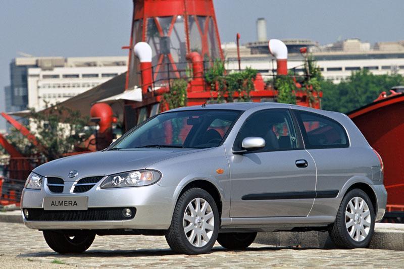 Nissan Almera 1.8 Acenta (2003)