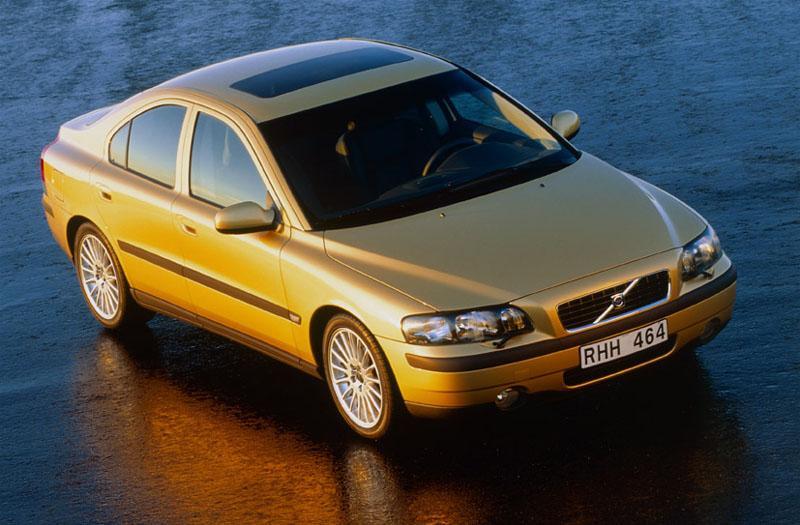 Volvo S60 2.4 140pk (2002)