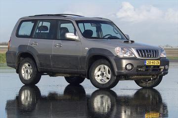 Hyundai Terracan 2.9 CRDi Luxe (2004)