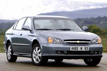 Chevrolet Evanda 2.0 Class (2005)