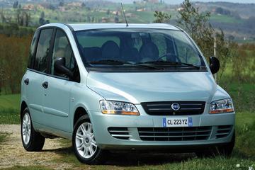 Fiat Multipla 1.9 JTD Dynamic Plus (2005)