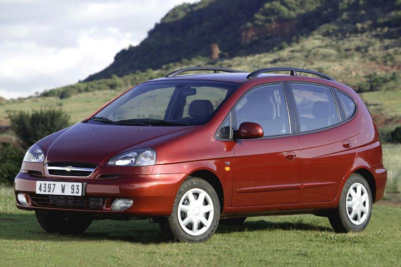 Chevrolet Tacuma 1.6 Spirit (2005)