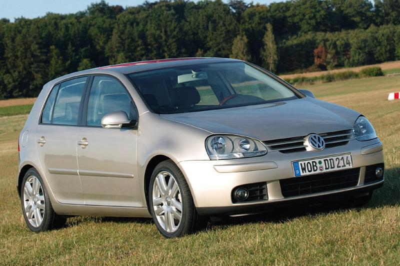 Volkswagen Golf 1.6 16V FSI Trendline (2005)