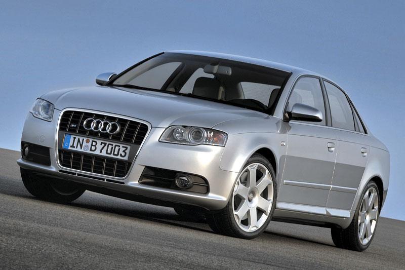 Audi S4 4.2 quattro Pro Line (2005)