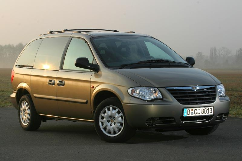 Chrysler Voyager 2.8 CRD SE Luxe (2005)