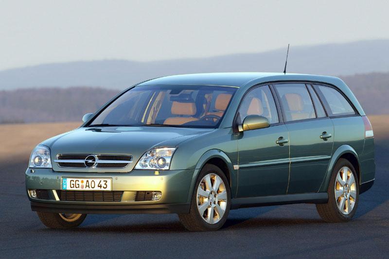 Opel Vectra Stationwagon 1.8-16V Essentia (2005)