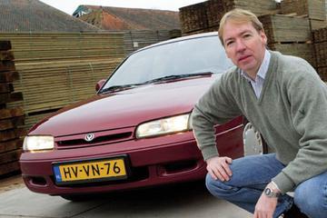 Mazda 626 Hatchback 2.0i 16V GLX - 1994