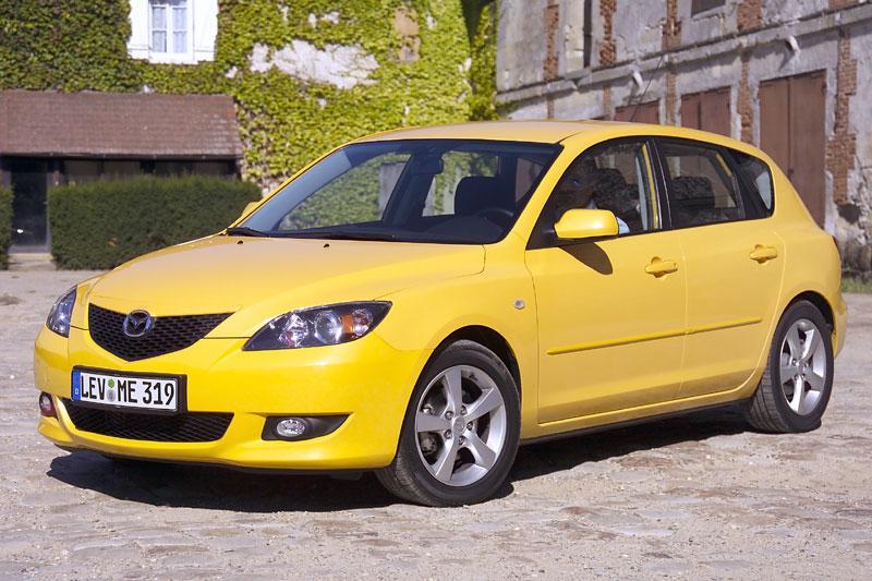 Mazda 3 Sport 1.6 CiTD Executive (2004)