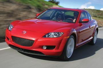 Mazda RX-8 Renesis Upgrade (2006)