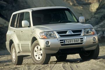 Mitsubishi Pajero 3.2 DiD GLS (2003)