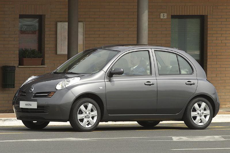 Nissan Micra 1.5 dCi 82pk Acenta (2005)