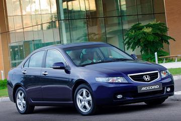 Honda Accord 2.0i Comfort (2003)