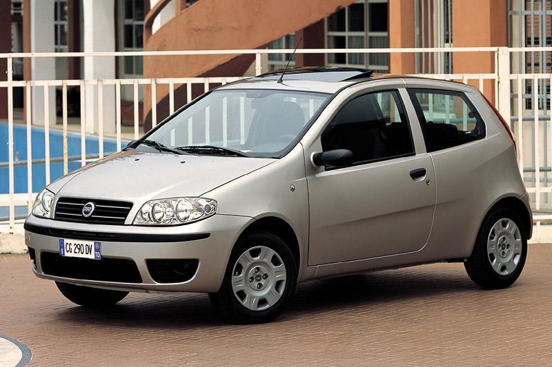 Fiat Punto 1.3 JTD 16v Dynamic (2003)