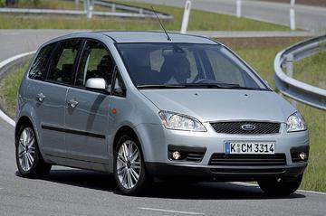 Ford Focus C-MAX 2.0 TDCi Futura (2004)