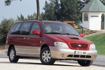 Kia Carnival 2.9 HPDI EX (2004)