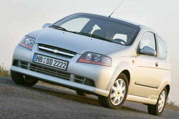 Chevrolet Kalos 1.4 16V Class (2005)