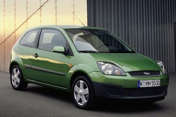 Ford Fiesta 1.6 16V Ultimate Edition (2006)