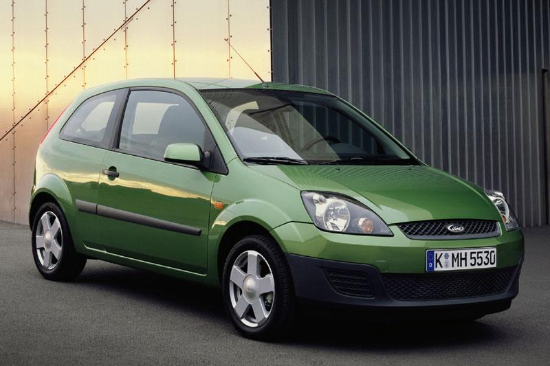 Ford Fiesta 1.3 Champion (2006)