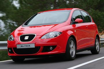 Seat Altea 1.6 Reference (2006)
