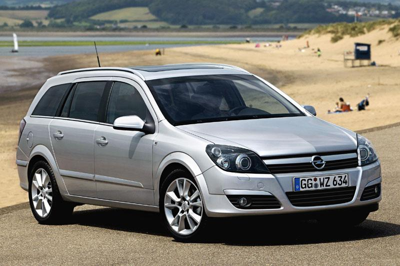 Opel Astra Stationwagon 1.3 CDTi 90pk Enjoy (2006)