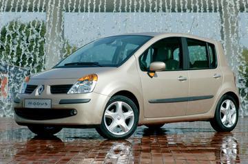 Renault Modus 1.4 16V Expression Comfort (2005)
