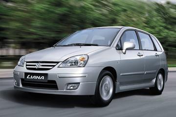 Suzuki Liana 1.6 Exclusive (2005)