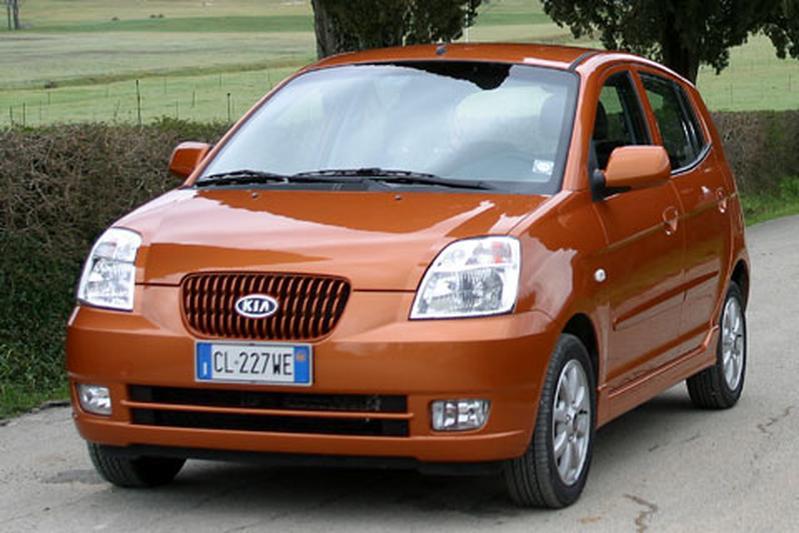 Kia Picanto 1.0 EX (2004)
