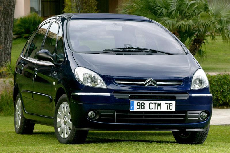Citroën Xsara Picasso 1.6 HDI 110pk Image (2004)