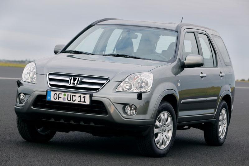 Honda CR-V 2.0i ES (2005)