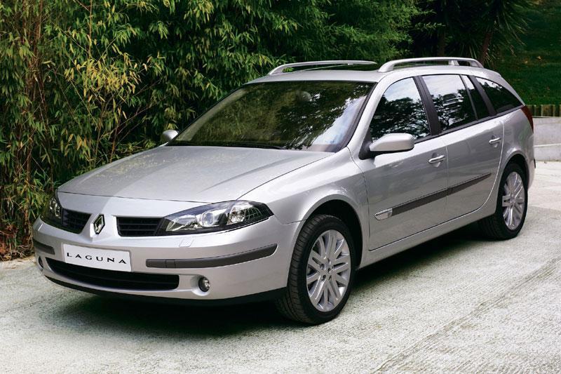 Renault Laguna Grand Tour 2.0 16V Tech Line (2007)