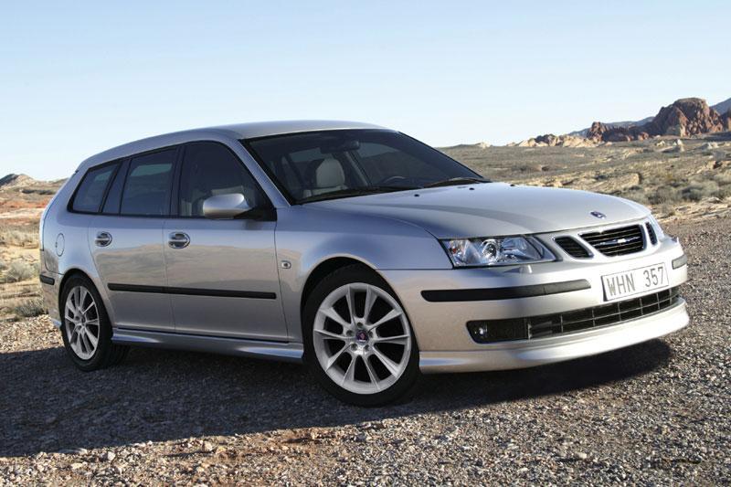 Saab 9-3 Sport Estate 1.8t Linear Business (2006)