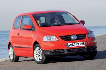 Volkswagen Fox 1.4 (2007)