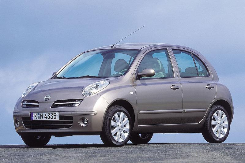 Nissan Micra 1.2 65pk ELLE (2006)