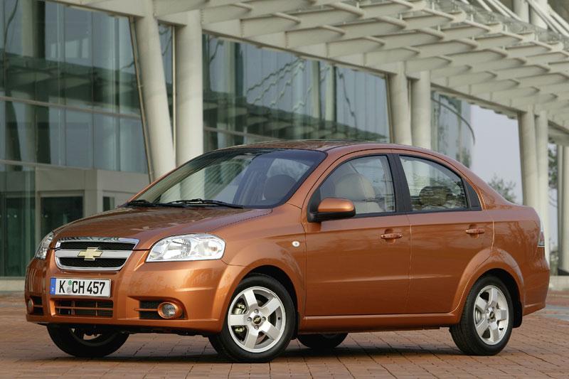 Chevrolet Aveo 1.4 16V Style (2006)