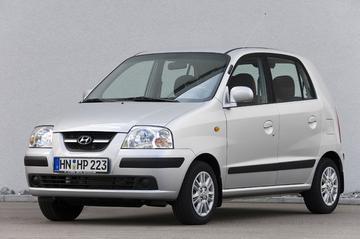 Hyundai Atos 1.1i ActiveVersion (2007)