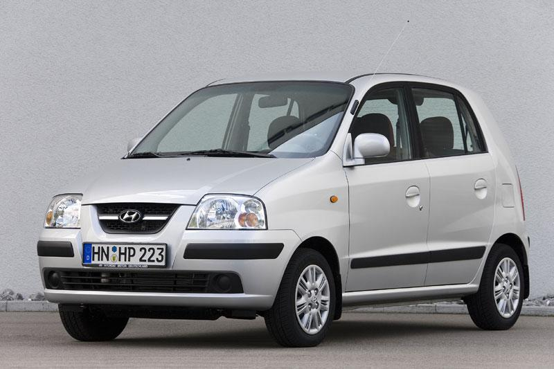 Hyundai Atos 1.1i ActiveVersion (2007)