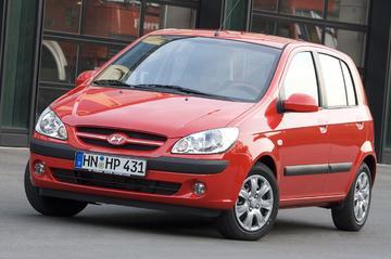 Hyundai Getz 1.4i DynamicVersion (2007)