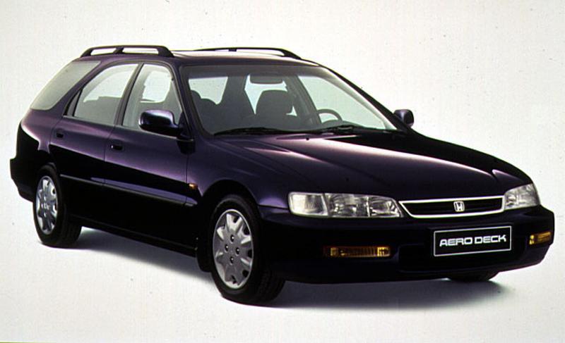 Honda Aerodeck Estate 2.2i ES (1995)
