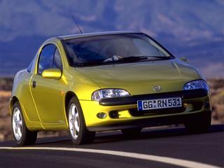 Opel Tigra 1.6i-16V Optic (1995)