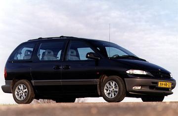 Chrysler Voyager 2.4i 16V SE (2001)